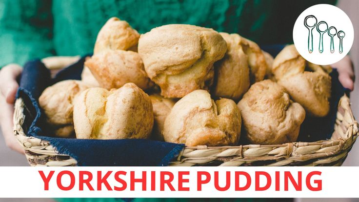 Gluten-Free Yorkshire Pudding
