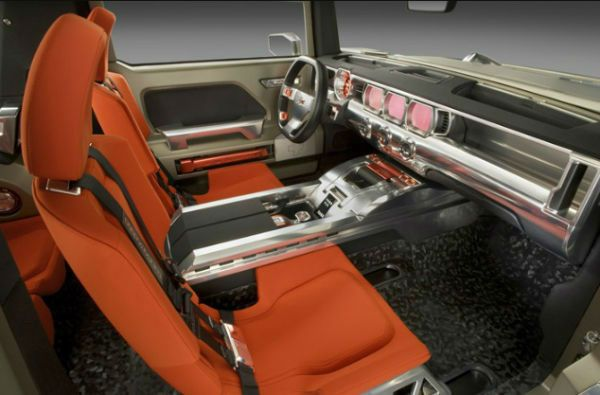 2018 Hummer Hx Interior With Images