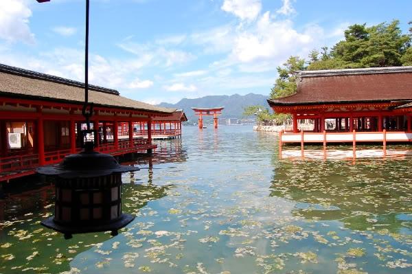 Itsukushima shrine #worldheritage #hiroshima #japan