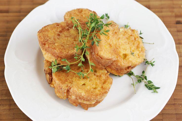 Yumurtalı Ekmek Nasıl Yapılır? - İdil Tatari - Yemek Tarifleri