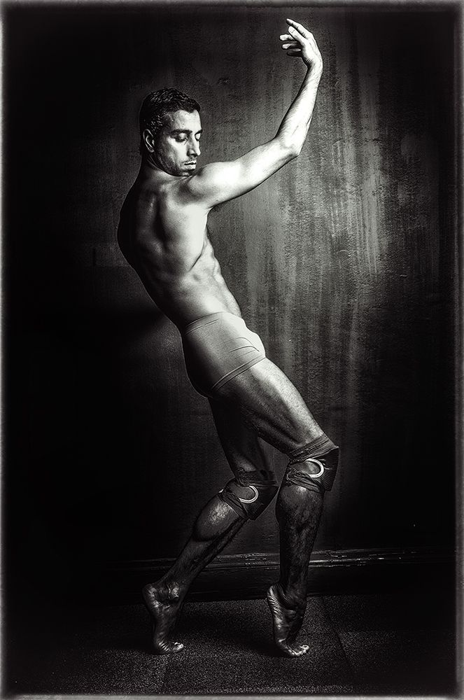 Solo by Alex Falcao - Gian Loddo - London Royal Opera Ballet Dancer  London, England 2011