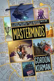 MASTERMINDS by Gordon Korman