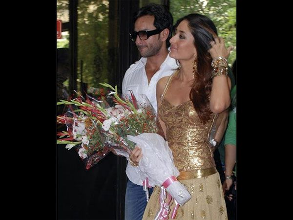 TOO FUNNY: You'll Not Believe What Saif Ali Khan Says About Kareena Kapoor's Family