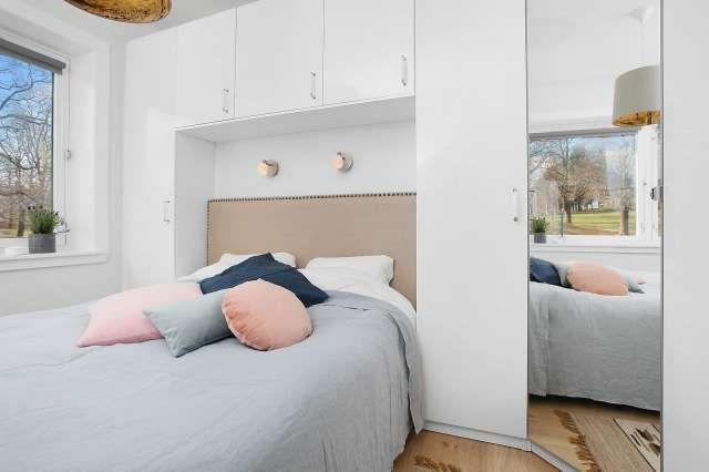 Leilighet - 0464 Oslo - SAGENE: Totaloppusset, stilfull og lys 2-roms hjørneleilighet inntil Bjølsenparken. Peis, nytt kjøkken og bad (2012).Eiendom - Eiendommer - EiendomsMegler 1 - Eiendomsmegler 1