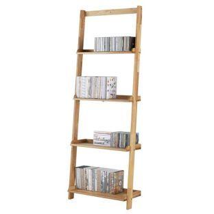 buy heart of house elmley media ladder storage unit. Black Bedroom Furniture Sets. Home Design Ideas