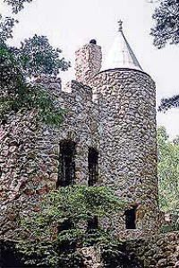 Gimghoul Castle, North Carolina
