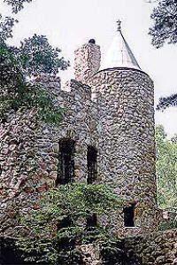 Gimghoul Castle, North Carolina