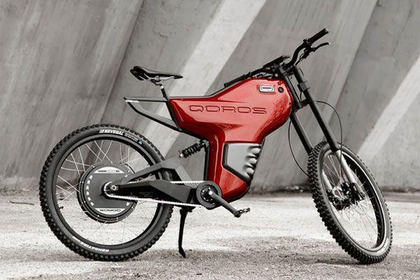 A joint venture Qoros, formada entre as empresas Israel Corp e China Chery Automobile Company Ltda, apresentou em Genebra (Suíça) um protótipo de uma bicicleta elétrica inteligente, a EBIKE.