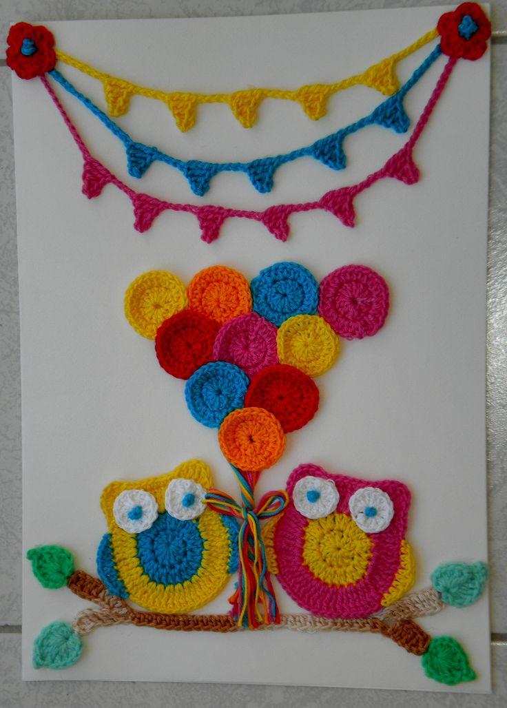 MY NEPHEWS' CARDS FOR MY SISTER'S BIRTHDAY (2015)