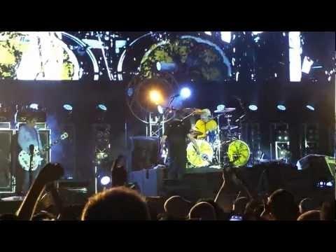 The Stone Roses #TheStoneRosesJKT Lapangan D Senayan 23 Februari 2013