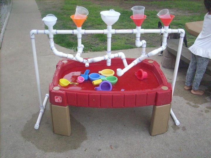 Elegant Kids Water Play Toddlers Sensory, Pair Up With A PVC Water Table, Too!