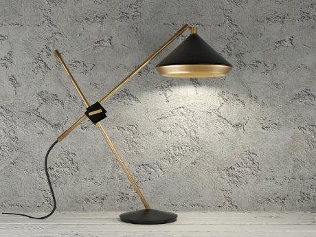 Bert Frank Shear Table Lamp 3d model    N/A