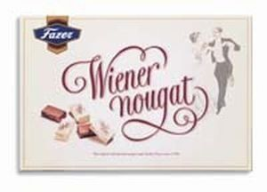 Fazer Wiener Nougat 210g Gift Box - Soft Almond Praline - http://mygourmetgifts.com/fazer-wiener-nougat-210g-gift-box-soft-almond-praline/