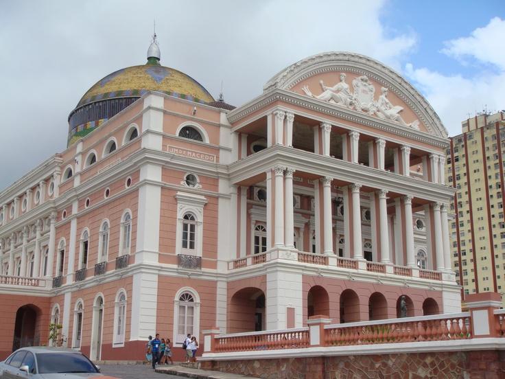 Teatro Amazonas- Manaus- Brasil