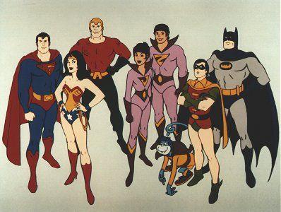 Desenhos Antigos 80: Super Amigos
