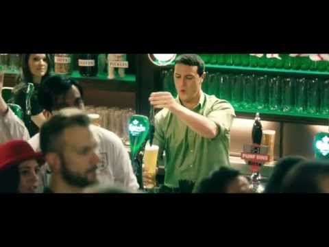 #CarlsbergFanSquad: The Eternal Optimist Carlsberg TV advert - YouTube