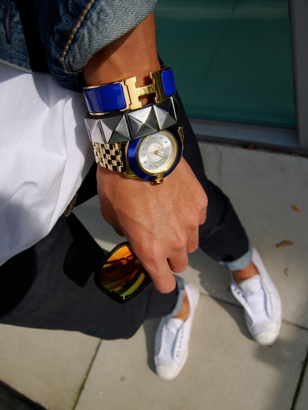 Wrist game strong | The Luxury Choyce