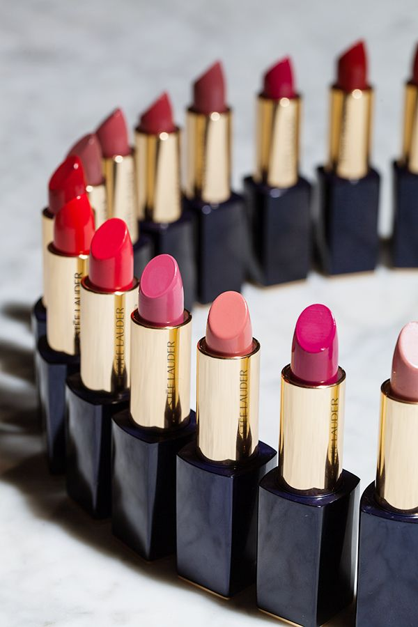 Estee-Lauder lip stick this is the new lipstick!!! Amazing color and hydration!!