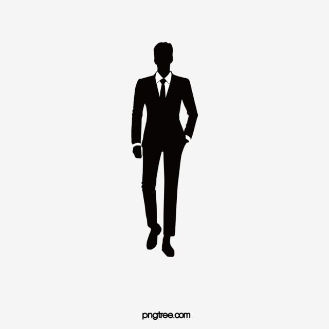 Male Models Man Silhouette Vector Man Png And Vector With Transparent Background For Free Download Male Face Drawing Silhouette Man Silhouette