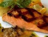 Eating and preparing salmon as it pertains to the LCHF lifestyle.