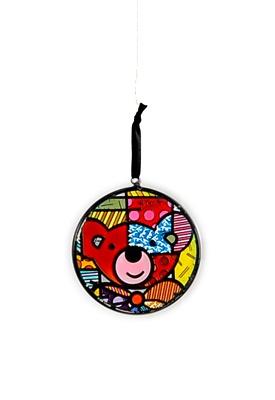TEDDY BEAR suncatcher $15