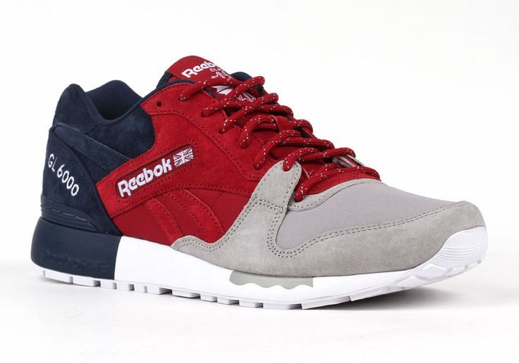 3d7997b4af34 The Reebok GL 6000 Pays Tribute To the British Flag