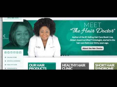 Trichologist Lisa Akbari talks about  Hair Loss Among Women