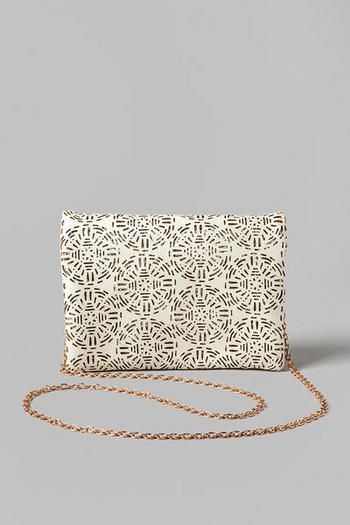Brielle Perforated Crossbody