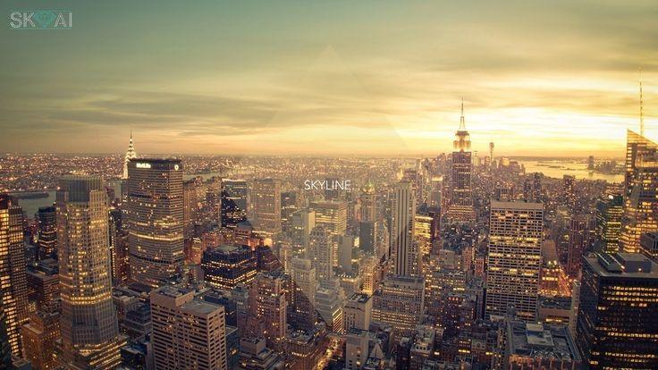 Skai - Skyline (Prod By Freddi Roma)