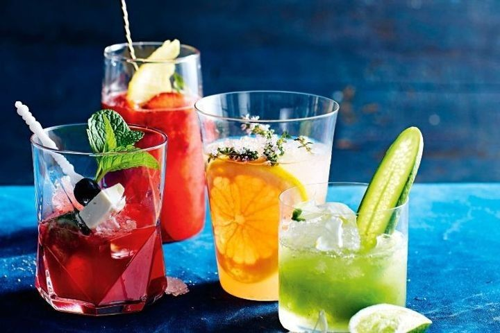 Ring in the end of the working week with these guaranteed party starters. Go on, you deserve one (or five).