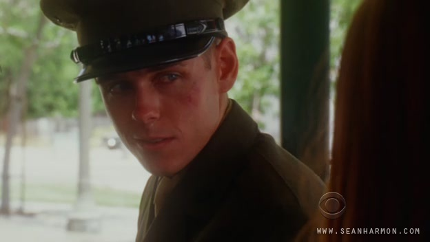 Sean Thomas Harmon as Young Leroy Jethro Gibbs | NCIS ...