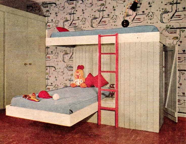 Best 177 Best Images About 1950S Bedroom On Pinterest 1950S 400 x 300