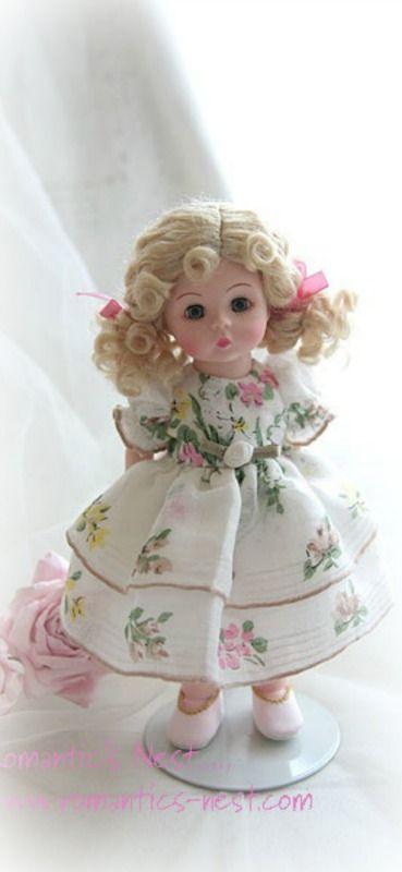 Vintage Madame Alexander Doll ~ Debbie Orcutt ❤