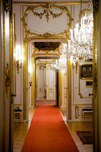 Präsidentschaftskanzlei/Presidential Office at the Hofburg Palace - Vienna, Austria