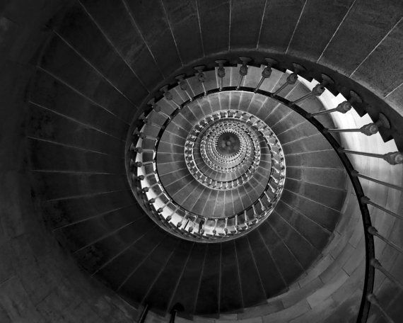 Best Spiral Staircase Picture Winding Stairs Geometric Wall 400 x 300