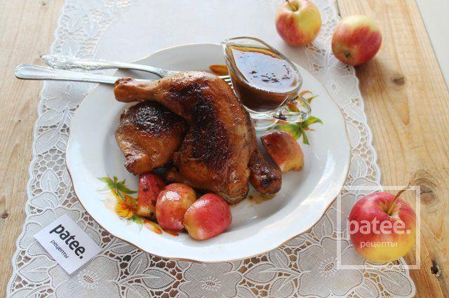 Куриные окорочка в пряном маринаде - Шаг 12