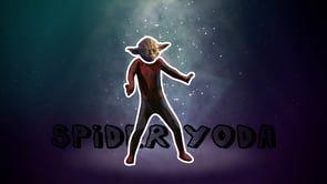 Spider-Yoda