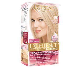 excellence pro kratine aa01 blond ultra - Coloration Blond Clair Beige