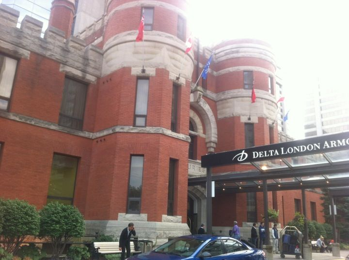 Delta London Armouries Hotel® in London, ON