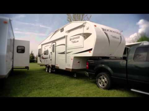 Rockwood Ultra Lite 2720WS Travel Trailers / Fifth Wheels by Forest River RV