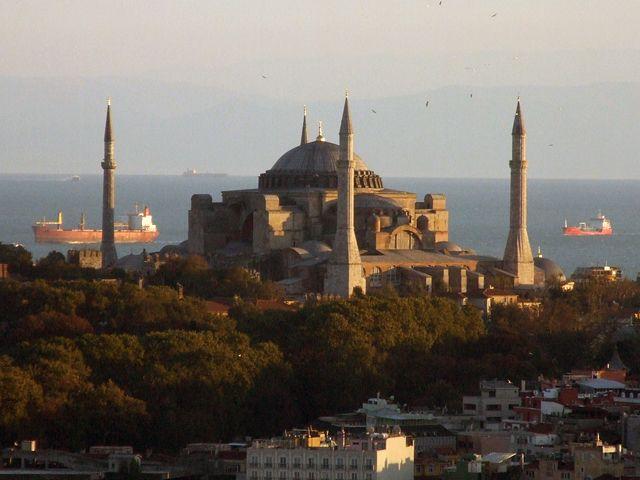 Hagia Sophia  Istanbul, Turkey  c 360