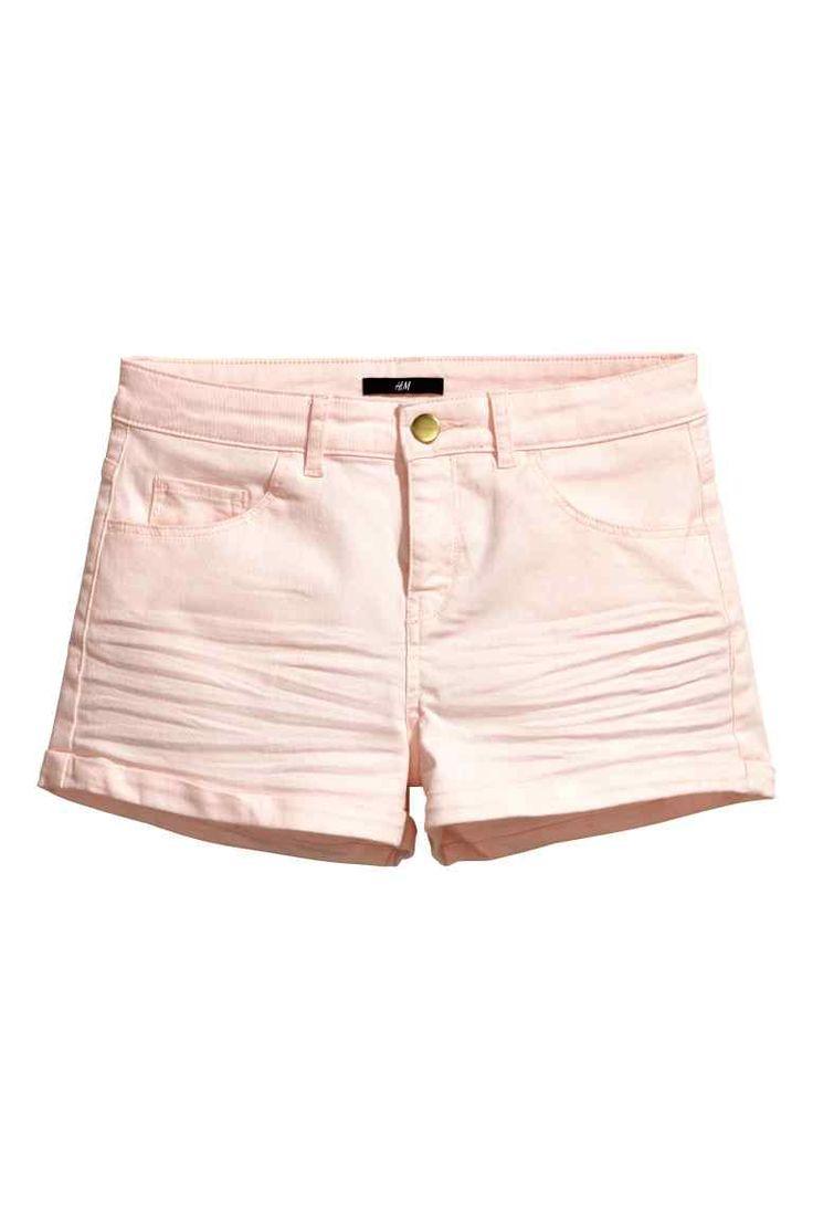 Shorts corti in twill   H&M