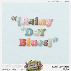Rainy Day Blues Alpha