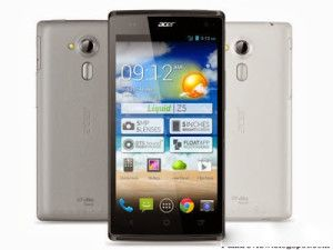 Acer Officially Announces His Upcoming Smartphone Liquid Z5 Full Features