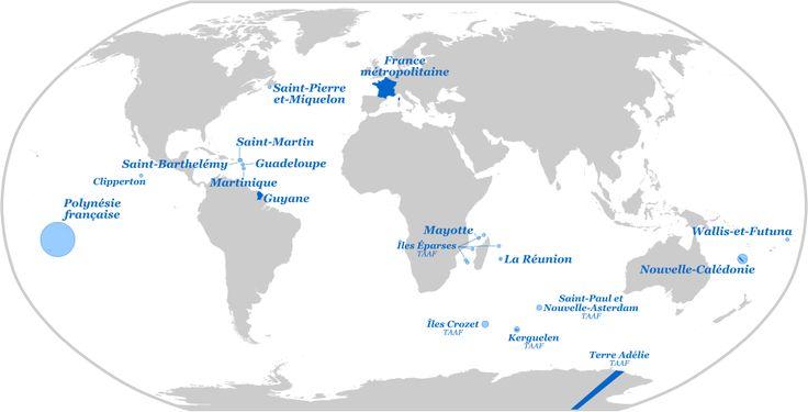 France d'outre-mer — Wikipédia