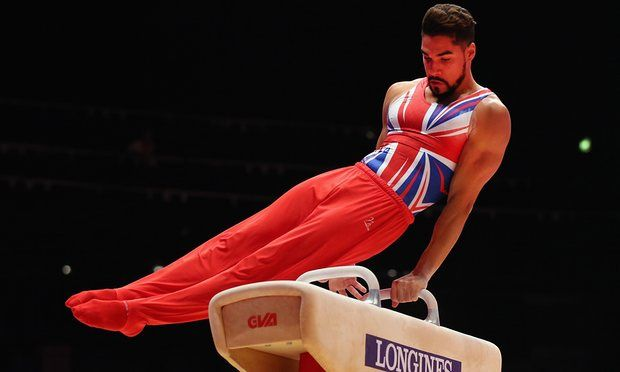 louis smith - team GB - gymnast