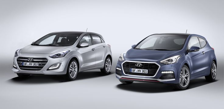 2015 Hyundai i30 facelift gains dual-clutch transmission, 137kW Turbo variant - http://www.caradvice.com.au/324392/2015-hyundai-i30-facelift-gains-dual-clutch-transmission-137kw-turbo-variant/