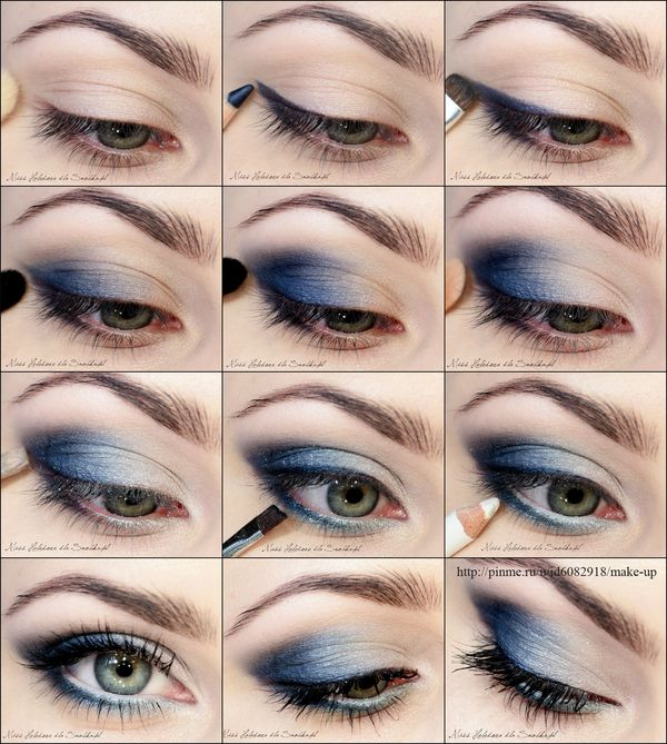 I need to learn how to do this! #mua #beauty