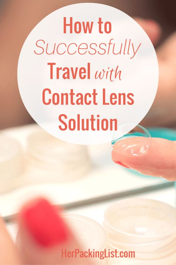 how to clean contacts without solution