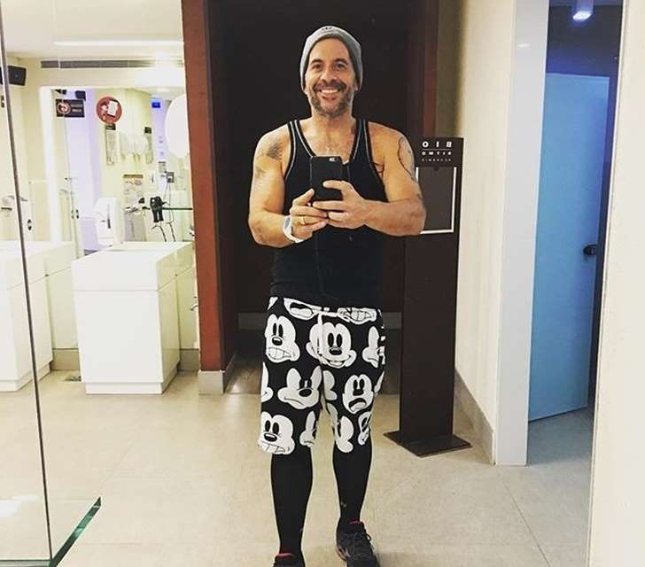 Leandro Hassum está cada dia mais em forma! Em seu Instagram, o comediante…
